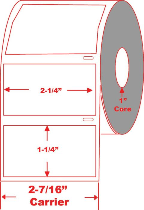 Dymo® 30334 Labelwriter Labels Compatible