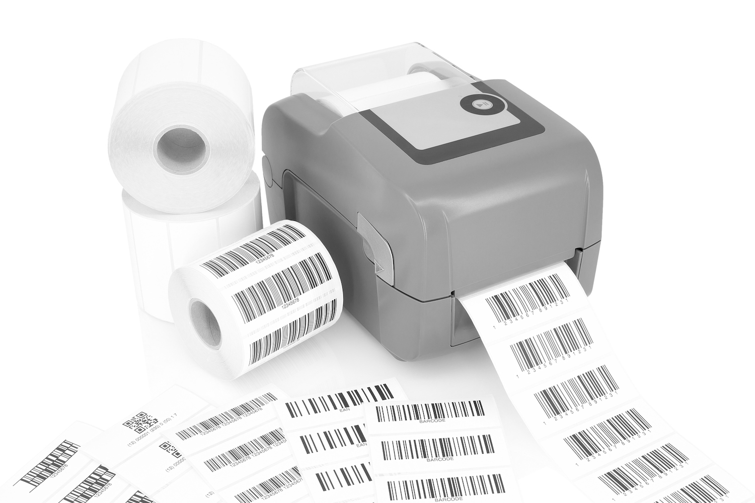 Direct Thermal Label Printing