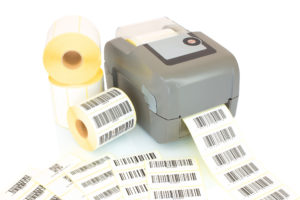 direct thermal label printer and barcode labels